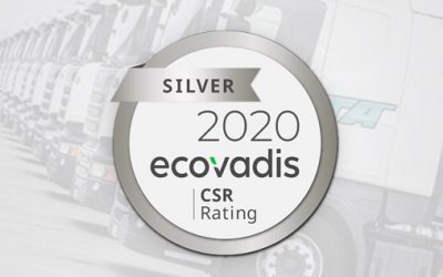 EcoVadis silver medal